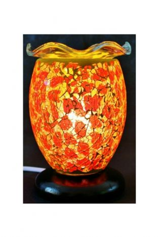 Busy Bee Candles Poppy Electric Wax Tart Warmer